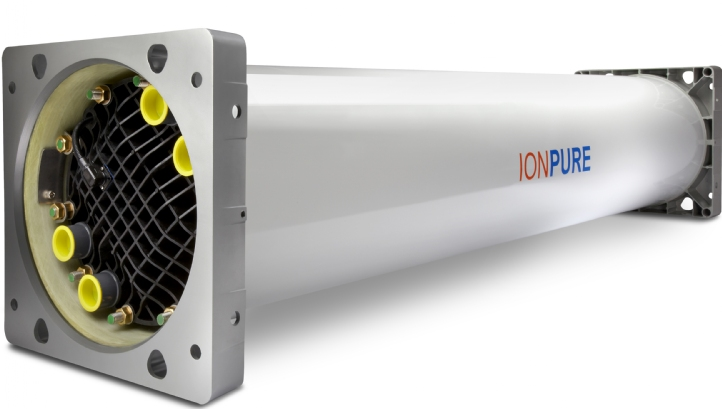The Ionpure VNX55-EP will be installed at Quassim Power Plant in Saudi Arabia
