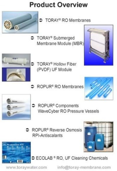 Toray Membrane Technology Solutions