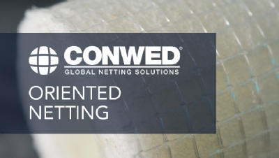 CONWED ORIENTED NETTING