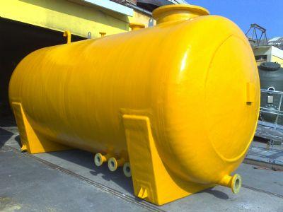 Technol FRP storage tanks