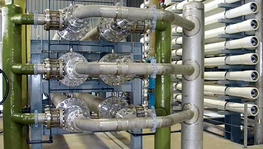 Dual Work Exchanger Energy Recovery (DWEER) by Flowserve