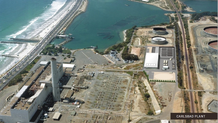 Energy Recovery Case Study: Carlsbad Desalination Plant