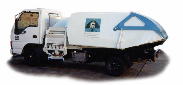 Garwood Gopher Refuse Vehicle