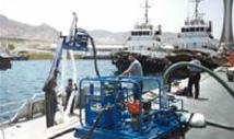 INSHORE EMERGENCY OIL SKIMMER