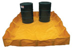 LIQUID CONTAINMENT, DRAIN PROTECTION AND STORAGE