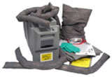 GENERAL, VEHICLE, SHIPPING AND SPECIALIST SPILL KITS