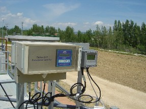 Turbidity Monitor with self cleaning