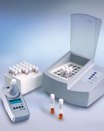 New COD Thermoreactor and Photometer for 24 Simultaneous Measurements