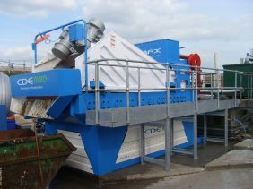 New S:Max Sludge Screen launched by CDEnviro