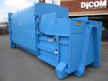 DICOM CE32/30LR PORTABLE WASTE COMPACTOR