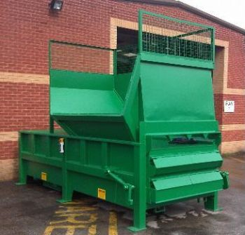 DICOM CE3000XHD STATIC WASTE COMPACTOR