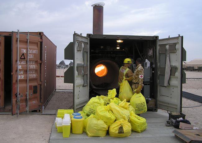 Incinerators and Catalytic Oxidisers