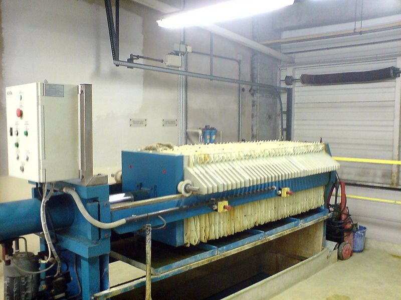 New application report: Chamber Filter Press Systems