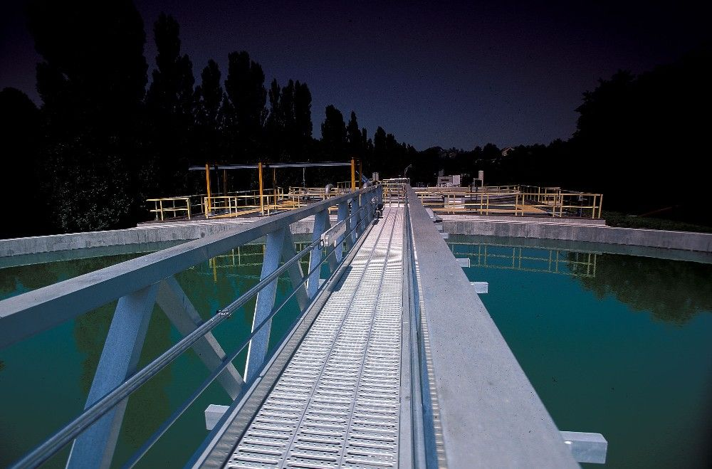 Sustainable Industrial Water and Wastewater Treatment