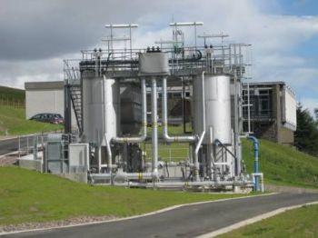 Loch Turret Water Treatment Works