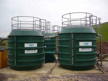 WPL Biological Wastewater Treatment Units