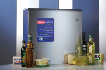 WPL Grease Guzzler  Bio-friendly, stress-free grease management system