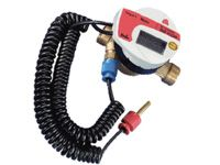 Energy flow meters and accessories