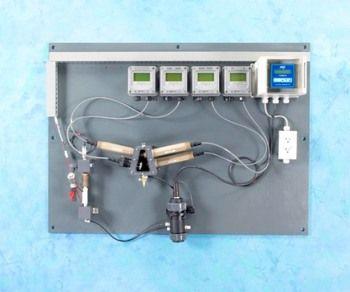 pH, Redox, Turbidity, Conductivity and Chlorine Water Quality Panel