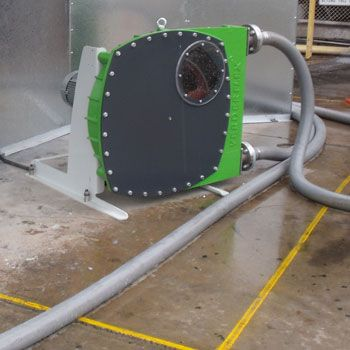 Lime Slurry transfer with Verderflex Peristaltic Pumps
