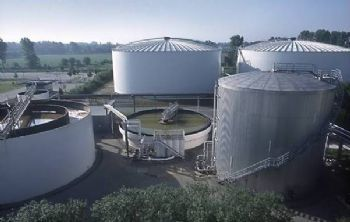 Wastewater Treatment for a Beet Sugar Factory in Germany