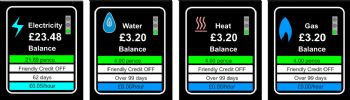 Prepayment Energy Meters for CHP Community Heating Networks