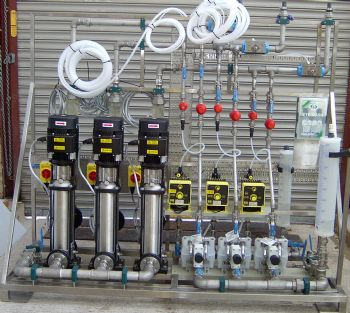 Chemical Dosing Systems for Industry