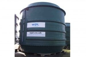 WPL HiPAF Compact (HPC) Sewage Treatment Plant (1 to 60 people)