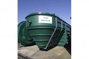WPL HiPAF Midi Compact Sewage Treatment Plant (60 to 300 people)