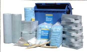 Shipping Spill Kits