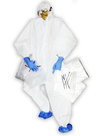 Oil & Solvent PPE Personal Safety Kits