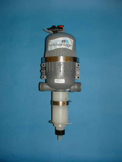 WATER DRIVEN CHEMICAL INJECTORS