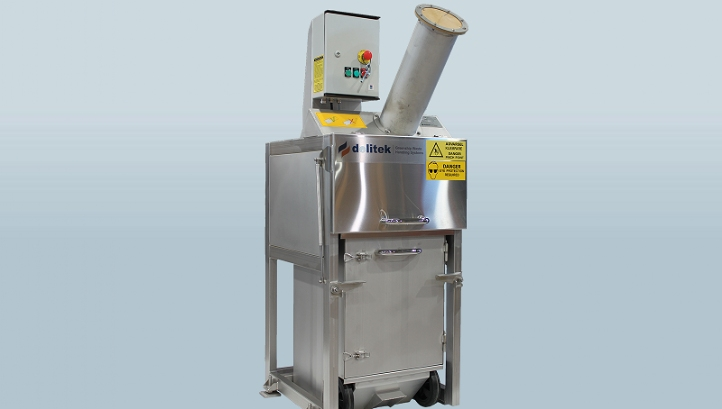 Glass and Bottle Crushers - Glass and Bottle Grinder Machines