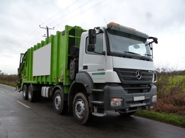 REAR END LOADERS (RELS) FOR HIRE