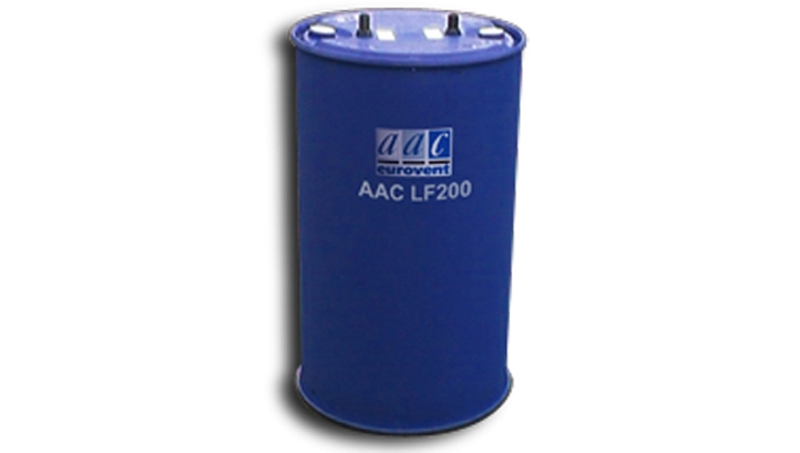 AAC LF200 Carbon Filter for Liquid Phase Applications