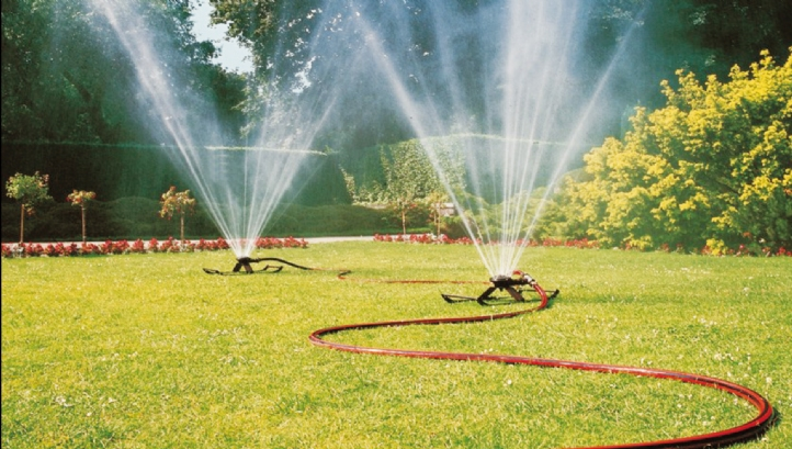 TRIX ROTSTRAHL - the water hose for professionals
