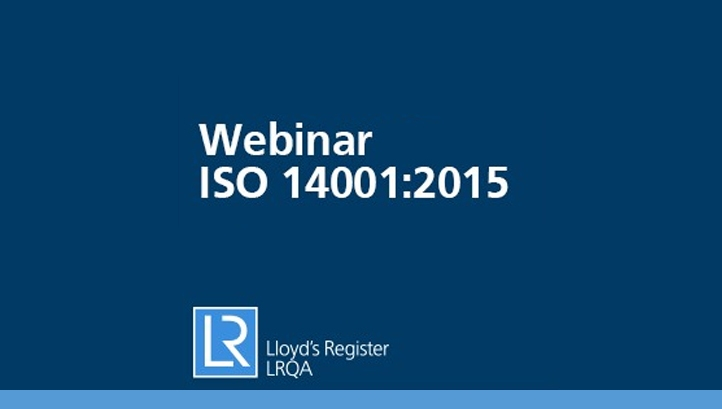 ISO 14001:2015 Preparing For Certification 6 steps to a seamless transition
