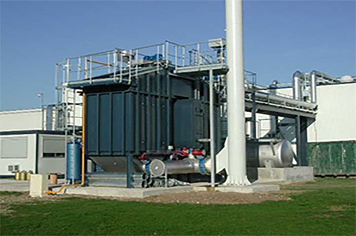 Regenerative Thermal Oxidiser (RTO)- VOC abatement technology