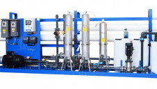 Culligan's new skid-mounted seawater reverse osmosis solution, SW Evo
