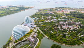 The IDA Fellowship 2016-17 offers the chance of an attachment in Singapore, in either desalination or reuse