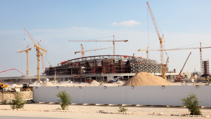 Qatar wants to build new water facilities to support development works ahead of the 2022 World Cup