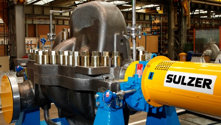 Sulzer to supply a package of pumps to Sohar plant