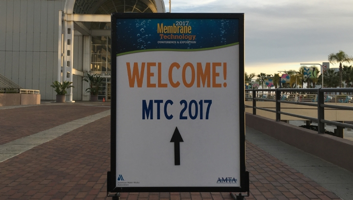 The Membrane Technology Conference opens its doors in Long Beach, California