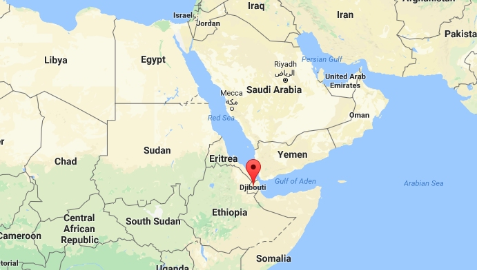 The new desalination plant will supply residents of the country's capital, Djibouti city