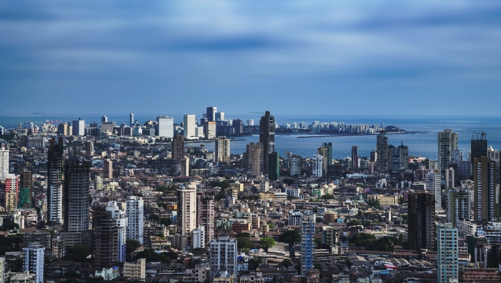 Mumbai, India, has an estimated city population of 18.4 million people