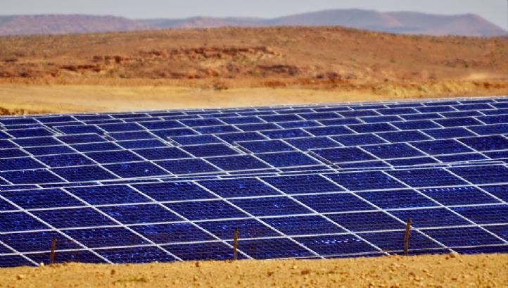 solar powered water desalination pdf