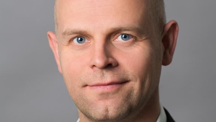 Fredrik Östbye has a brief to effect a digital transformation at Grundfos