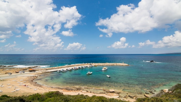 The new desalination plant will be built on the coast of Cyprus, in Paphos region