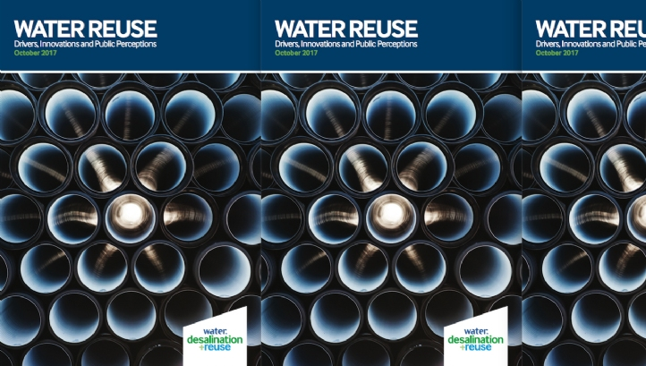 The report, Water Reuse: Drivers, Innovations and Public Perceptions, is available to download from the link below