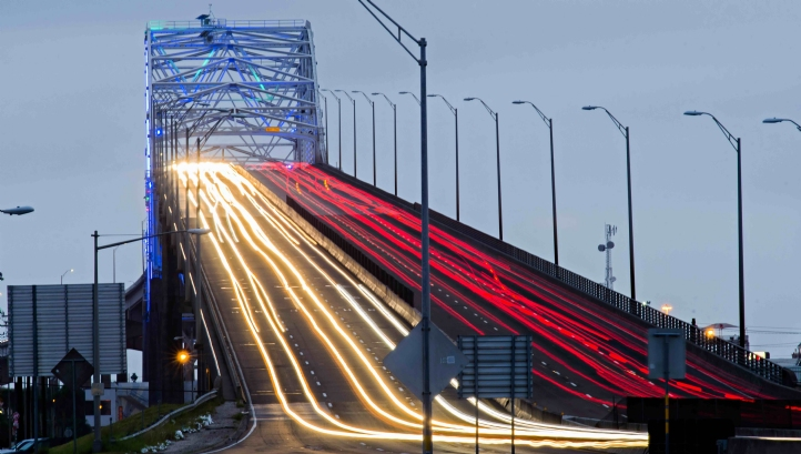 The new Harbor Bridge at Port of Corpus Christi, Texas, US, is one of three large infrastructure projects locally that are expected to drive significant growth